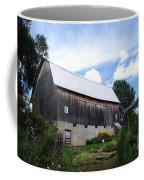 Stone Cottage Barn Coffee Mug
