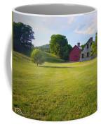 Stone Farmhouse In Vermont Coffee Mug