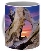 Stone Lagoon Sunset Redux Coffee Mug