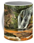 Stone Mountain Window Falls Coffee Mug