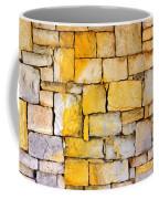 Stone Wall Coffee Mug by Carlos Caetano