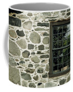 Stone Wall With A Window Coffee Mug