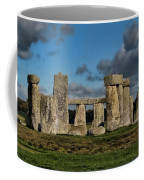 Stonehenge Coffee Mug by Heather Applegate