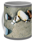 Stones On The Beach Coffee Mug