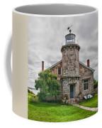 Stonington Lighthouse Museum Coffee Mug