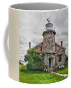Stonington Lighthouse Museum Coffee Mug