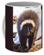 Stop Where You Are Coffee Mug