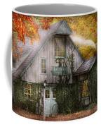 Store - Hollyhocks And Ivy  Coffee Mug