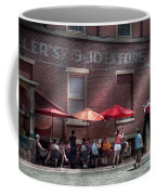 Storefront - Bastile Day In Frenchtown Coffee Mug
