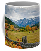 Storm Above Sneffels Coffee Mug