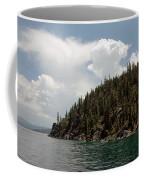 Storm Ahead Lake Tahoe Coffee Mug