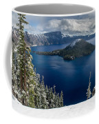 Storm Clearing At Discovery Point Coffee Mug