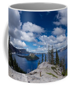 Storm Clearing From Discovery Point Coffee Mug