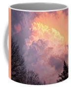 Storm Cloud Moving In On West Michigan Coffee Mug