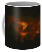Storm Clouds Over Lake Tanganyika Coffee Mug