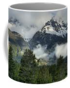 Storm  In The Tetons Coffee Mug