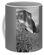 Storm Over El Capitan Coffee Mug