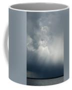 Storm Over Jamestown Coffee Mug