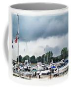 Storm Over Lake Erie Coffee Mug