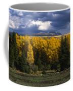 Storm Over Sleeping Indian-grand Tetons Coffee Mug