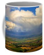 Storm Over The Kittitas Valley Coffee Mug
