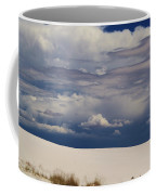 Storm's Contrast With White Sand Coffee Mug