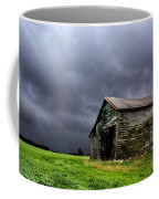 Stormy Barn Coffee Mug