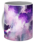 Stormy Purple Coffee Mug