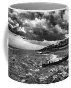 Stormy Southwold Coffee Mug