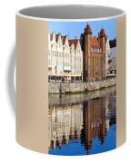 Straganiarska Gate In Gdansk Coffee Mug