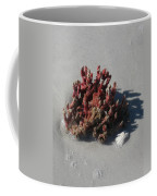Stranded Coral Coffee Mug