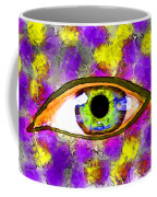 Strange Eye II Coffee Mug