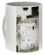 The Surreal Skeleton  Coffee Mug