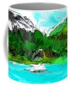 Strange View 112611 Coffee Mug