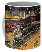 Strasburg Railroad Museum Coffee Mug