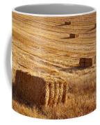 Straw Field Coffee Mug