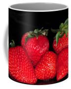 Strawberries Coffee Mug by Paul Ward