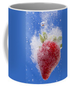 Strawberry Soda Dunk 1 Coffee Mug