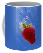 Strawberry Soda Dunk 3 Coffee Mug by John Brueske