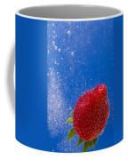 Strawberry Soda Dunk 4 Coffee Mug