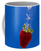 Strawberry Soda Dunk 5 Coffee Mug by John Brueske