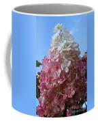 Strawberry Vanilla Hydrangea Coffee Mug