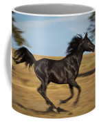 Streakin' Coffee Mug