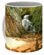 Stream To The Falls Coffee Mug