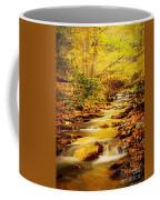 Streams Of Gold Coffee Mug