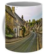 Street In Castle Combe Coffee Mug