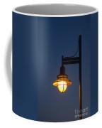Street Lamp At Night. Coffee Mug