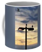 Street  Light Perch Coffee Mug
