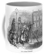 Street Telescope Coffee Mug