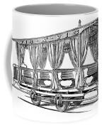 Streetcar, C1880 Coffee Mug
